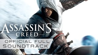 Assassin's Creed 1 (Full Official Soundtrack) - Jesper kyd
