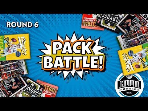 Random Football Hobby Pack Battle EP. 6
