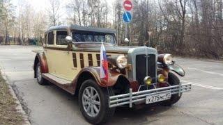 Hanomag Sturm. Обзор ретро автомобиля 1937 года, немецкий трофей