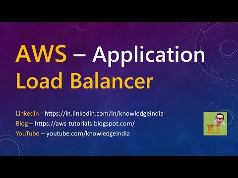 AWS - Application Load Balancer - Setup DEMO - Differences with Classic ELB