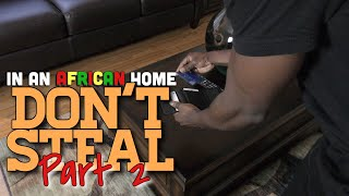 In An African Home: Don't Steal (Part 2) - Clifford Owusu