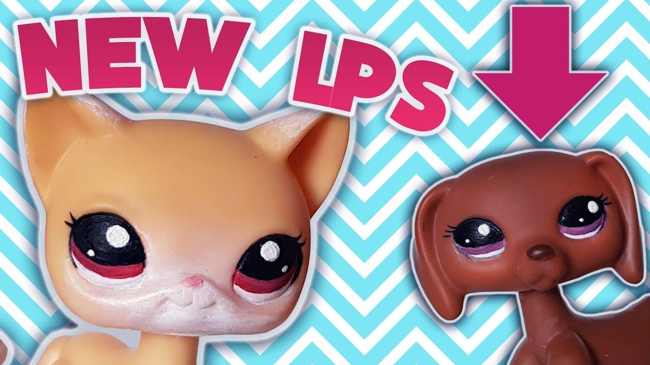 EASY DIY LPS?!⭐Custom Littlest Pet Shop Tutorial
