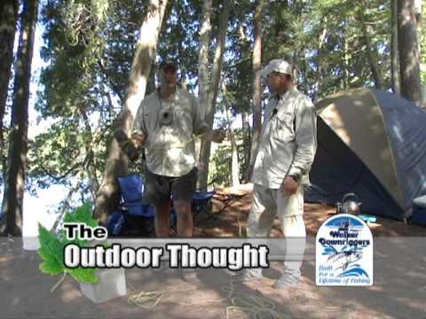 Fishing Back Water Bass with Scott Stevens - FULL-LENGTH EPISODE (HQ)