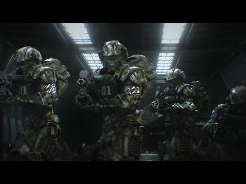 Starship Troopers Invasion Music Video  Runnin'