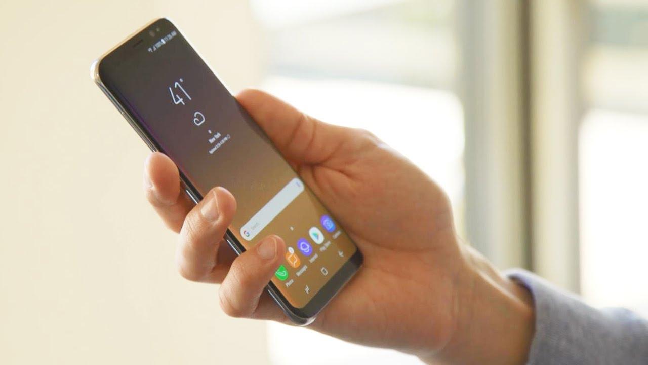 Samsung Galaxy S8/S8+ первый обзор смартфона