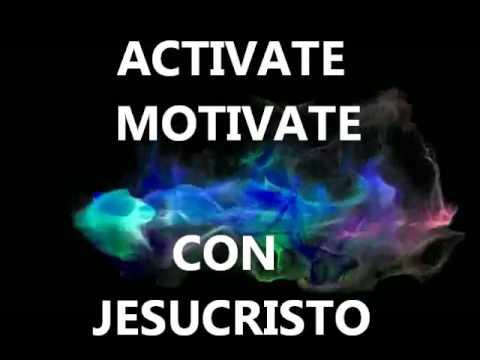 """Activate Motivate"" Nelson Chavez estilo karaoke Catolico"
