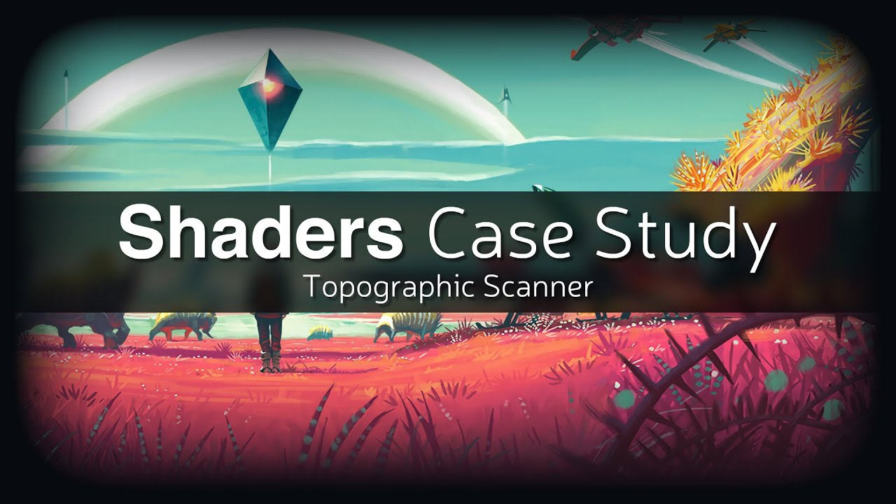 Learning Shaders - Alan Zucconi