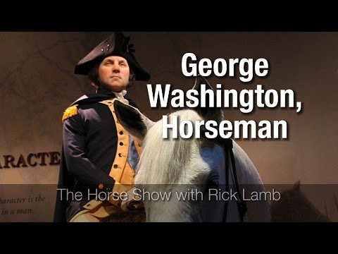 George Washington, Horseman