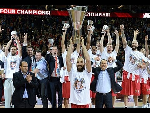 Olympiacos Real Madrid 100-88 Euroleague Final