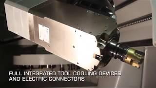 AXEL 5   5 Axis CNC Machining Centre | COBRA INDUSTRIAL MACHINES-UAE