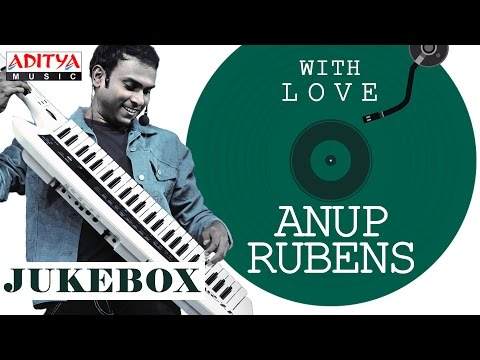 With Love ♥ Anup Rubens II Telugu Hit Songs Jukebox