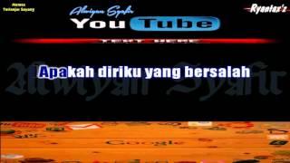 Download lagu Karaoke Memes Terlanjur Sayang MP3