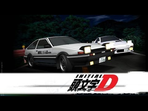 Initial D 5th Stage Episode 2