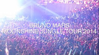 Bruno Mars - Moonshine Jungle Tour 2014 [Hooligans in Hawaii]