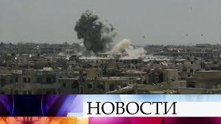 Военная коалиция во главе с США подвела неутешительный итог своей деятельности в Сирии.