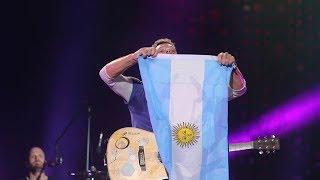 """Coldplay - New Song - """"Amor Argentina"""" HD (La Plata - 14/11/2017)"""