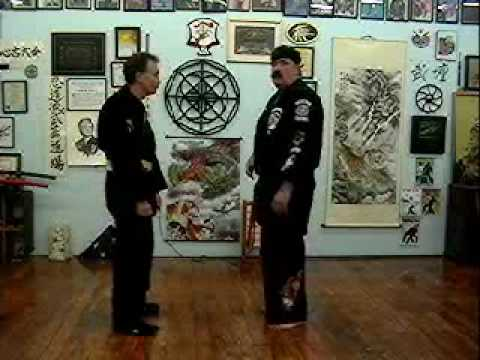 "KENPO CONCEPT:""whatever the attitude so is the response"""