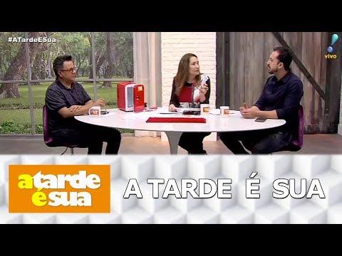 A Tarde é Sua (18/05/18) | Completo