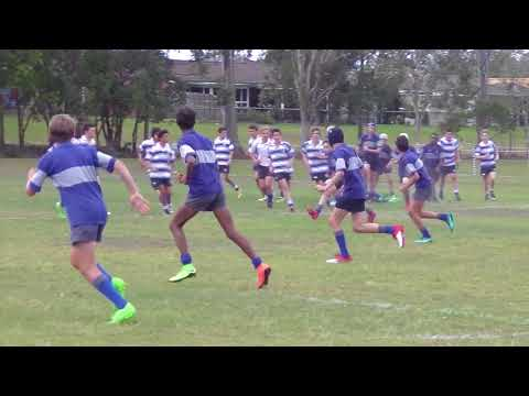 14c Churchie vs Nudgee 26/8/17