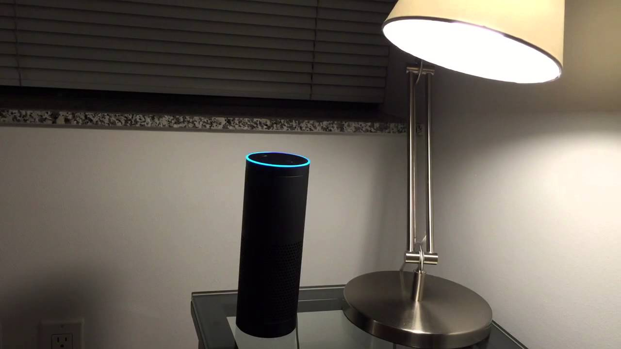 Goodnight Alexa   Amazon Echo And Philips Hue Light Bulbs