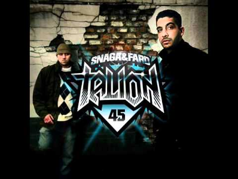 Snaga ft. Fard - Talion 45 Instrumental (HOOKBEATS)