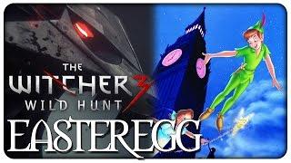 WITCHER 3 Easter Egg: Peter Pan [Deutsch]