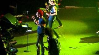 My Chemical Romance - Party Poison at Wembley Arena.