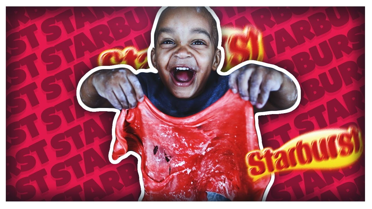 EDIBLE STARBURST SLIME | MAKE YUMMY SLIME | THE PRINCE FAMILY