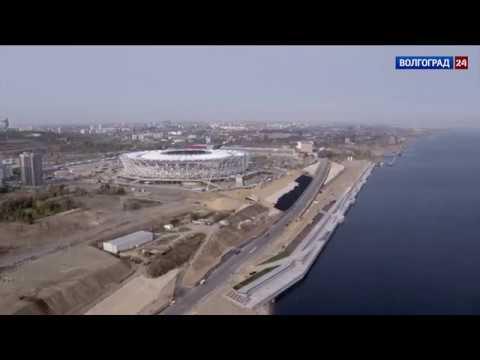 Волгоградскую рокадную дорогу введут в эксплуатацию в декабре