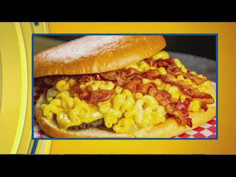 Heather Burnside - New Foods To Try At The Iowa State Fair!
