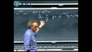 KBTFÇG | Prof. Walter Lewin - Heisenberg Belirsizlik İlkesi