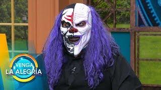 Dave The Clown comparte una gran anécdota que vivió al lado de La Parka. | Venga La Alegría