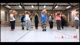 Repeat youtube video Your Body choreography by Mega Jam (slow and mirrored)