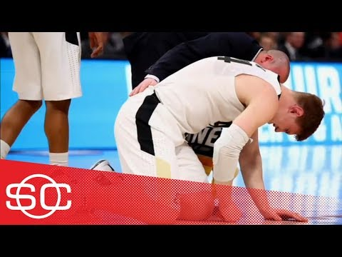Purdue beats CS, Fullerton but suffers loss in first round of NCAA tourney | SportsCenter | ESPN
