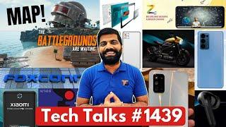 Tech Talks # 1439 - Battlegrounds India New Map, Lava Z2 Max, F52 5G Leaks, Xiaomi Patent, iPhone 12
