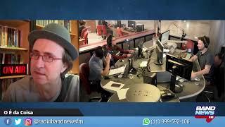 """""""O É da Coisa"""" com Reinaldo Azevedo - 14/06/2019"""