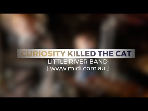 Curiosity Killed The Cat  (MIDI Instrumental karaoke backing track)