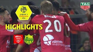 Nîmes Olympique - FC Nantes ( 1-0 ) - Highlights - (NIMES - FCN) / 2018-19
