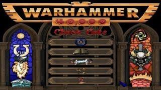 Warhammer 40000: Chaos Gate gameplay (PC Game, 1998)