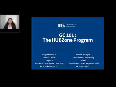 Programa Hubzone