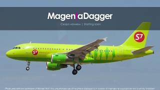 A320   Лондон - Гамбург   EGLL - EDDH   Vatsim