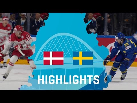 Denmark - Sweden | Highlights | #IIHFWorlds 2017