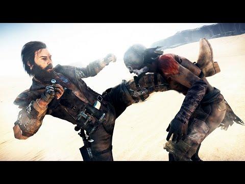 Mad Max Combat & Boss Fight Ultra GTX 980