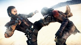 Mad Max Combat & Boss Fight Ultra GTX 980