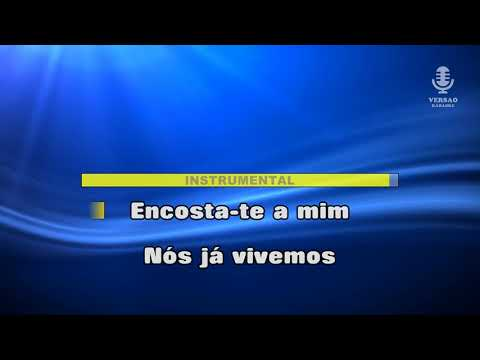 ♫ Demo - Karaoke - ENCOSTA-TE A MIM - Jorge Palma