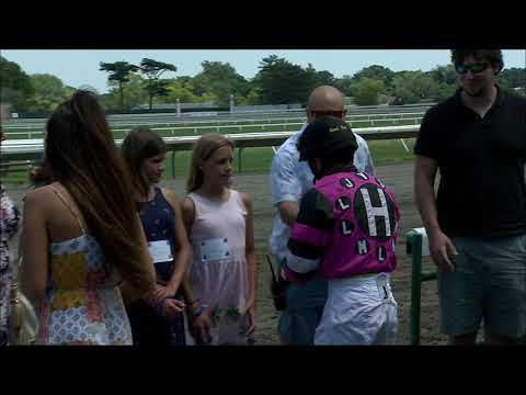 video thumbnail for MONMOUTH PARK 6-30-19 RACE 3