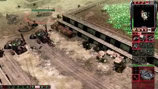 ( จบภายใน 8 นาที ) Command & Conquer 3 Kane Wrath Mission 1 [Hard & SpeedRun]