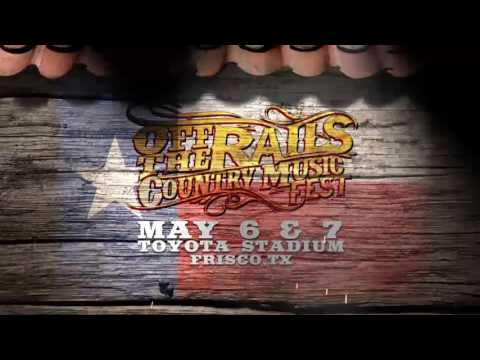 Off The Rails Country Music Fest 2017