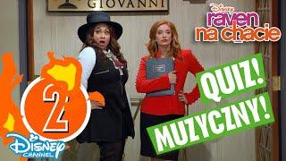Quiz Muzyczny | Raven na chacie | Disney Channel Polska