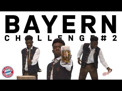 Bayern Challenge feat. Alphonso Davies | FC Bayern